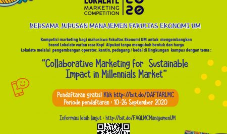Lokalate Marketing Competition 2020